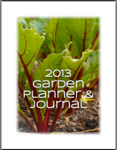Cool print-it-yourself garden planner journal from http://www.nwedible.com