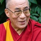 """""""These days, in our materialistic culture, many people are led to believe that money is the ultimate source of happiness. Consequently, when they don't have enough of it they feel let down. Therefore, it is important to let people know that they have the source of contentment and happiness within themselves, and that it is related to nurturing our natural inner values."""""""