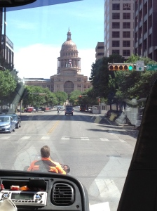 Did you know that the Texas State Capitol is taller than the US Capitol building in DC?
